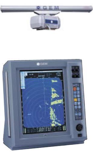 Marine Radar 15''