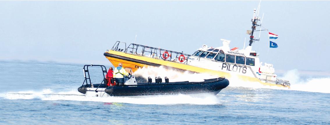 Offshore Spirit Patrol Boat