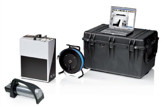 Portable X Ray Detector