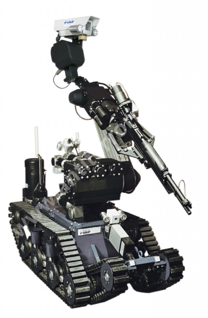 Inspector G2 - Demining Robot